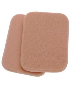 Manicare 2 Rectangle Foundation Sponges