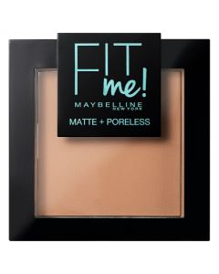 Maybelline Fit Me Matte & Poreless Mattifying Face Powder-250 Sun Beige