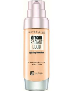 Maybelline Dream Satin Liquid Foundation-030 Sand