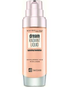 Maybelline Dream Satin Liquid Foundation-40 Fawn