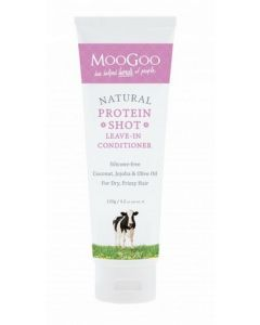 MooGoo Protein Shot Leave-In Conditioner 120g