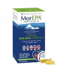 Morepa Smart Fats Family Pack - 120s