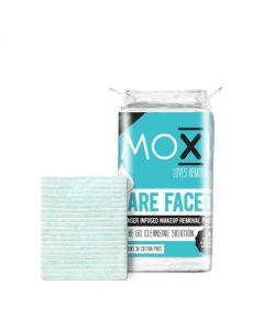 Moxi Barefaced Cleansing pads