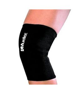 Mueller Elastic Knee Support - Black - Large