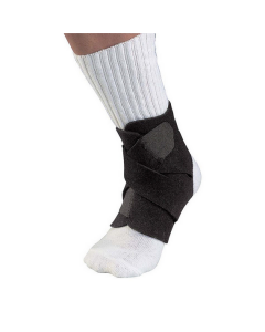 Mueller Adjustable Ankle Brace Support Black