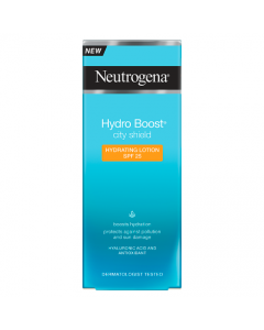 Neutrogena Hydro Boost City Shield Hydrating Lotion SPF 25 50ml