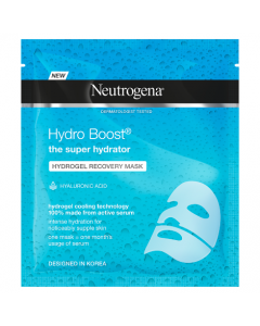 Neutrogena Hydro Boost Hydrogel Recovery Mask 30ml