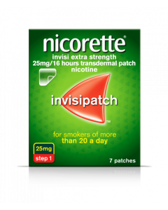 NICORETTE® Invisi Patch 25mg 7