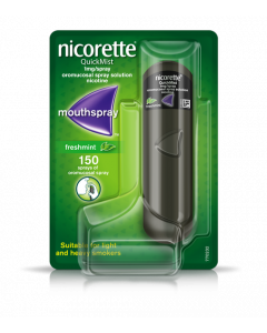 Nicorette Quickmist Freshmint single 1mg