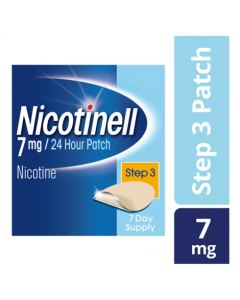 Nicotinell Nicotine Patch Stop Smoking Aid 17.5mg 7 Pack