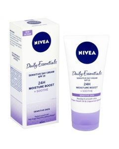 Nivea Daily Essentials Sensitive 3 Day Care Cream - 50ml