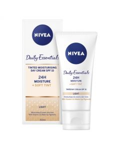 Nivea Daily Essentials Tinted Moisturising Day Cream 50ml
