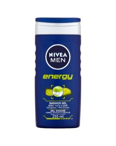 Nivea for Men ENERGY Shower Gel 250ml