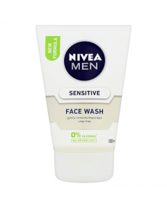 Nivea for Men Sensitive Face Wash 75ml