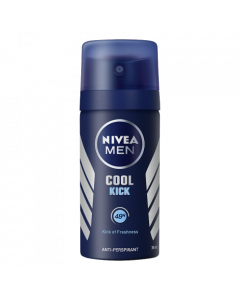 Nivea Men Cool Kick Anti-perspirant Deodorant Spray 35ml