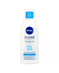 Nivea Daily Essential Micellar Water Normal Combination Skin 200Ml