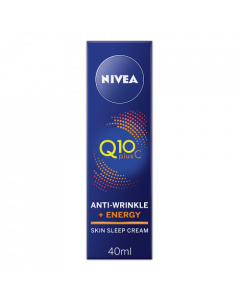 Nivea Q10 Plus C Anti Wrinkle Night Cream 40Ml