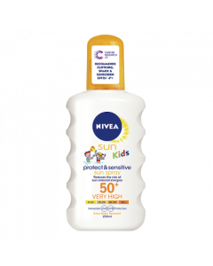 Nivea Sun Kids Sensitive Spray SPF50+ 200ml