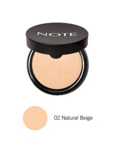NOTE Cosmetics Luminous Silk Compact Powder 02 Natural Beige