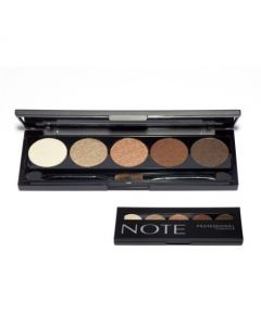 NOTE Cosmetics Professional Eyeshadow Palette 104