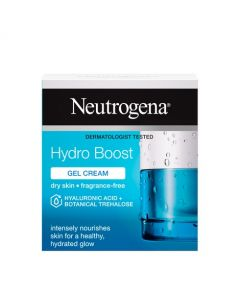 Neutrogena Hydroboost Gel Cream- Dry Skin Side