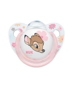 NUK Soother Size 1 - 3 Bambi