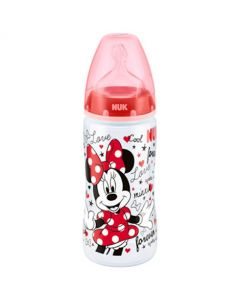 NUK Mickey/Minnie Bottle 300ml