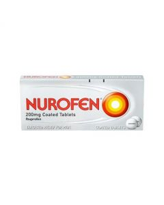 Nurofen 200mg - 12 Coated Tablets