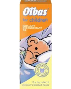 Olbas Oil for Children & Babies 10ml