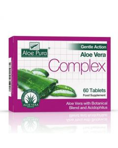 Aloe Vera Colon Cleanse Tablets 60