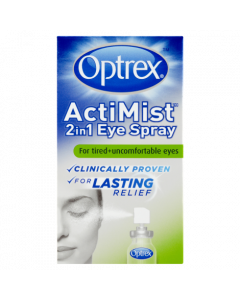 Optrex Actimist 2in1 Tired & Uncomfortable Eyes 10ml