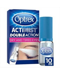 Optrex Actimist Double Action Spray Dry & Tired Eyes 10ml