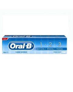 Oral-B 123 Toothpaste 100ml