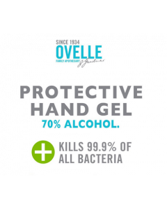 Ovelle 70% Alcohol Hand Protective Gel
