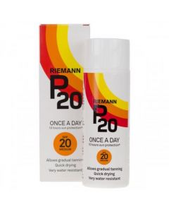 P20 Once A Day Sun Protection SPF20 100ml