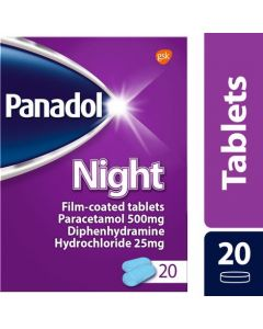 Panadol Night 20 Tablets