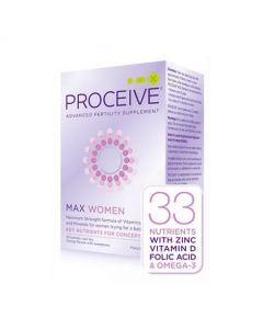 Proceive Women Max 30 Sachets
