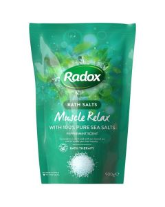 Radox Muscle Relax Bath Salts 900g