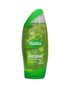 Radox Feel Energised Shower Gel 250 ml