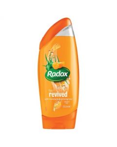 Radox Shower Gel Feel Revived Mandarin 250ML