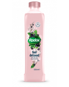 Radox Feel Detoxed Bath Soak 500ml