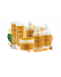 Shea Moisture Raw Shea Butter Collection