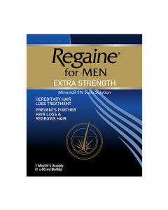 Regaine Extra Strength Solution 1 x 60ml