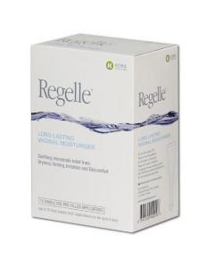Regelle Vaginal Moisturiser - Pack of 12 Tubes
