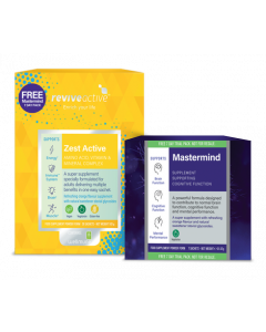 Revive Active Zest 30 Day Pack + Free Mastermind
