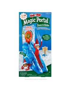 Scout Elves at Play Magic Portal Door and Slide by The Elf on The Shelf