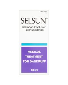 Selsun Anti Dandruff Shampoo 100ml