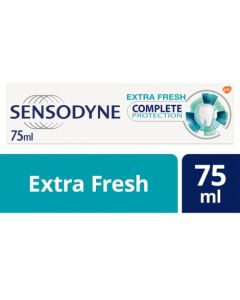 Sensodyne Sensitive Toothpaste Complete Protection Extra Fresh 75ml