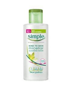 Simple Kind To Skin Micellar Cleansing Water 200ml