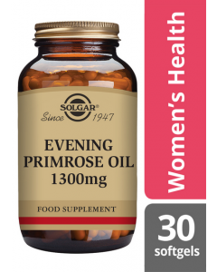 Solgar Evening Primrose Oil 1300mg Softgels